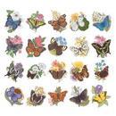 Dakota Collectibles Butterflies Embroidery Designs - 970192
