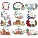 Dakota Collectibles Holidays & Seasons Embroidery Designs - 970244