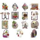 Dakota Collectibles Touch of Tuscany Embroidery Designs - 970392