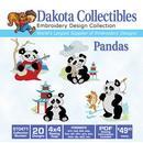 Dakota Collectibles Cute Pandas 970471