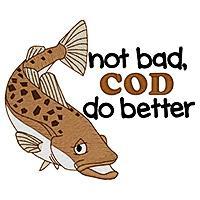 Cod Do Better