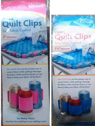 Mini Quilt Clips
