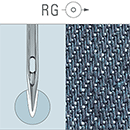 Groz-Beckert Needles DBXK5 Size 80/12 (757832)