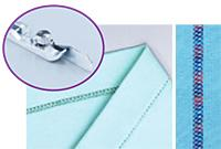 Universal Blind Stitch Presser Foot