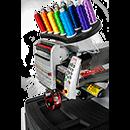Melco Bravo X 16 Needle w/ Design Shop v11 Vector Digitizing Software, and Upgrade Kit