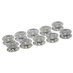 Click for Clear Bobbins 10pk product page