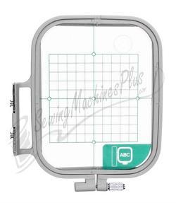 "Sew Tech Medium Hoop 4"" x 4"" (100x100mm) (SA432)"