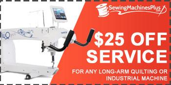 Industrial Machine Service Coupon